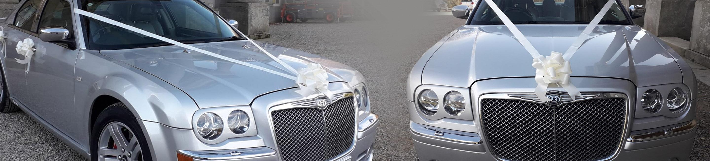 Chrysler Bentley wedding car Teesside